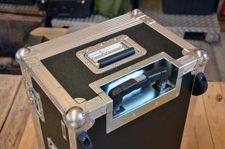 Flight Cases - Bauformen und Verwendungszwecke