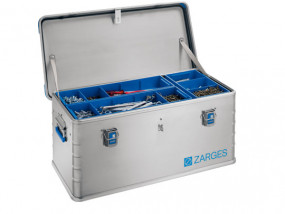 Tool Aluminium box Eurobox 081l