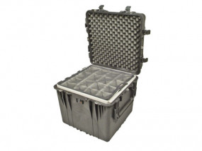 Peli Cube Case 0350 with divider set