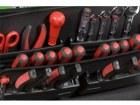 Werkzeugkoffer New Megawheels 190 PSS