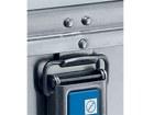 Aluminium Eurobox 157l
