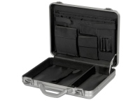 Vollaluminium-Attachekoffer TOPcase III Notebook