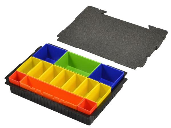 Plantilla de boxes incl. acolchado para Systainer T-Loc I