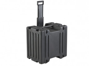 "SKB Rolling Roto Rack Case 19"" 8HE - Trolley"