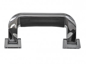 Universal rubberized handle