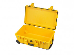 Peli Case 1510 empty yellow