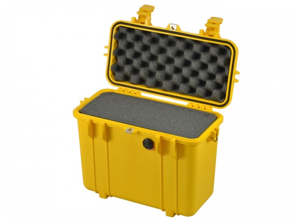 Peli Case 1430 Rasterschaumstoff gelb