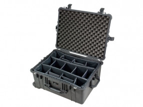 Peli Case 1610 with divider set