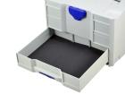 Bodenpolster hart für Schubladen-Systainer T-Loc
