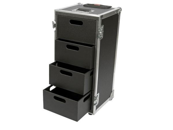 Maletín de cajones Pack Case 4TRE