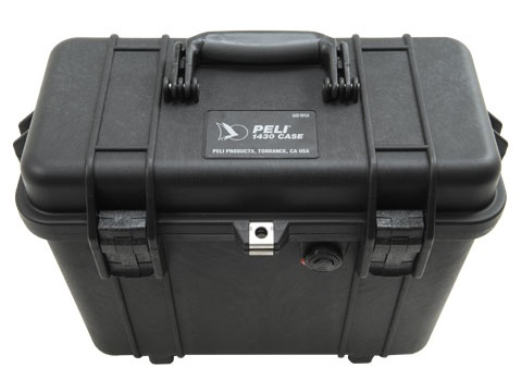 Peli Case 1430 for office and laptop