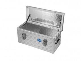 Aluminium-Riffelblechbox R37 l