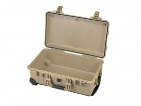 Peli Case 1510 empty desert tan