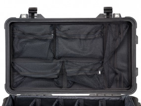 Photo lid organizer for Peli 1510