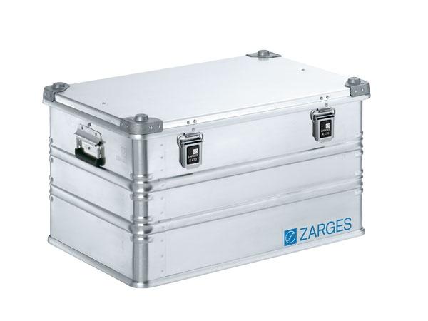 Conteneur aluminium universal K470 121 l