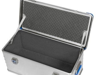 Schaumauskleidung für Aluminiumbox Mobilbox K424 XC 120 l