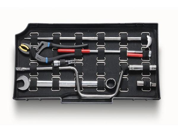 Pannello porta utensili per Peli 0450 orizzontale