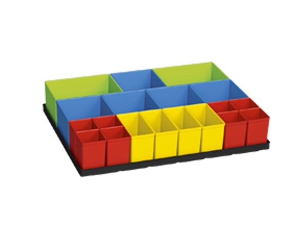 Boxen-Einsatz für Schublade SYS-Auszug