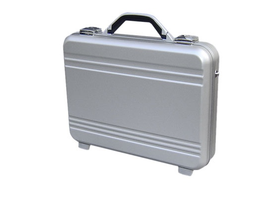 Vollaluminium-Attachekoffer TOPcase II Notebook