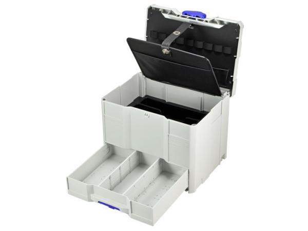 Systainer pour outils SYS-Combi III casier intégré dans le couvercle