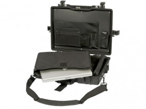 Peli Case 1495 Laptopkoffer Attaché 17""