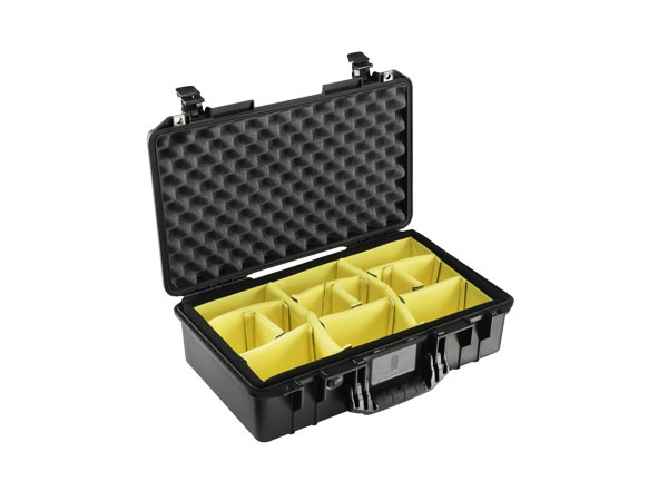 Peli Air Case 1525 set separador negro