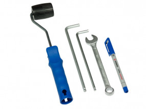 Tool-kit for Tanos-mobil, 5-part