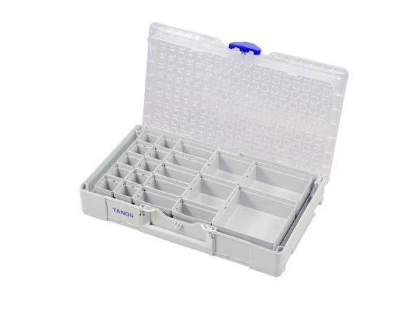 Systainer3 Organizer L89 mit 20 Einsatz-Boxen