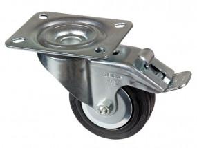 Blickle roue 80mm orientable avec frein