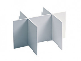 Compartment divider 6-part for Systainer III