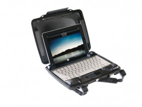 Peli Micro Case i1075 for iPad and keyboard
