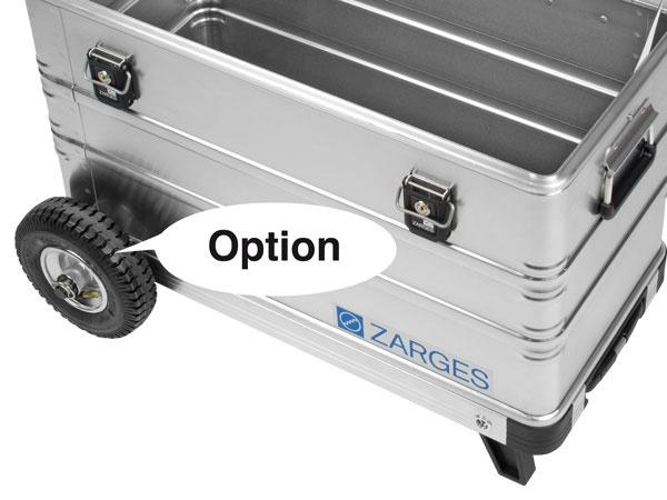 Aluminiumbox Zarges Mobilbox K424 XC 60 l