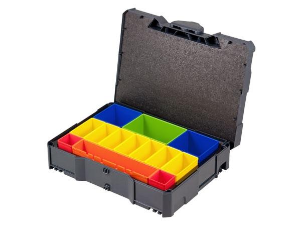 Box-Systainer T-Loc I avec casiers amovibles de rangement