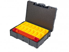 Boxes-Systainer I T-Loc with 17 compartments