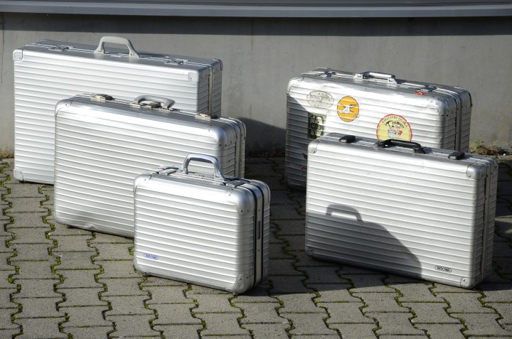 Rimowa Aluminium Reisekoffer