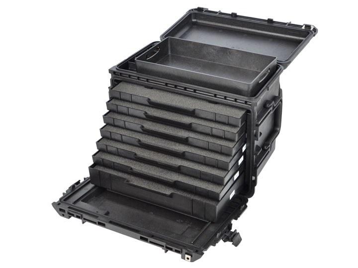 Schaumstoff-Einlage für Peli Case 0450