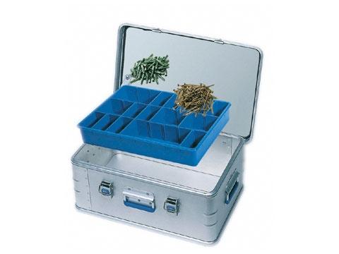 Kleinteilekasten für Aluminiumbox