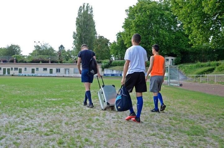 Lass rollen - unsere Aktion für Fußballvereine