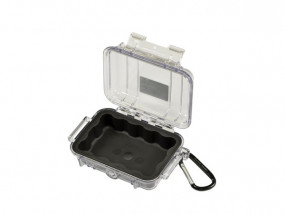Peli Micro Case 1010 transparent