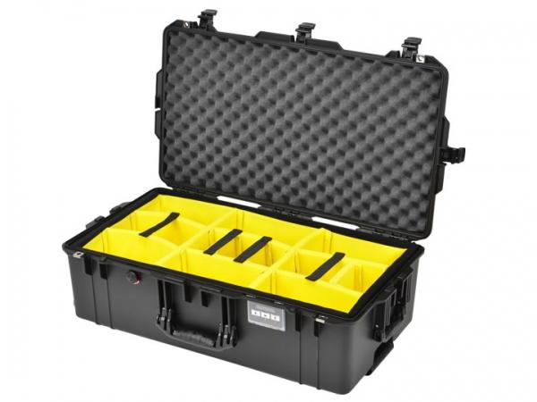 Peli Air Case 1615 Divider set black