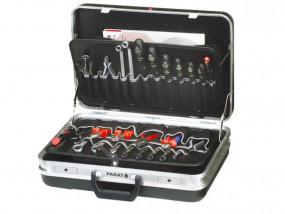 Tool Case SILVER Empty case