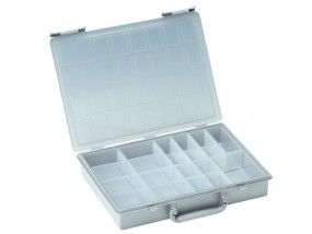 Rack box avec 17 compartiments pour Rack-Systainer IV