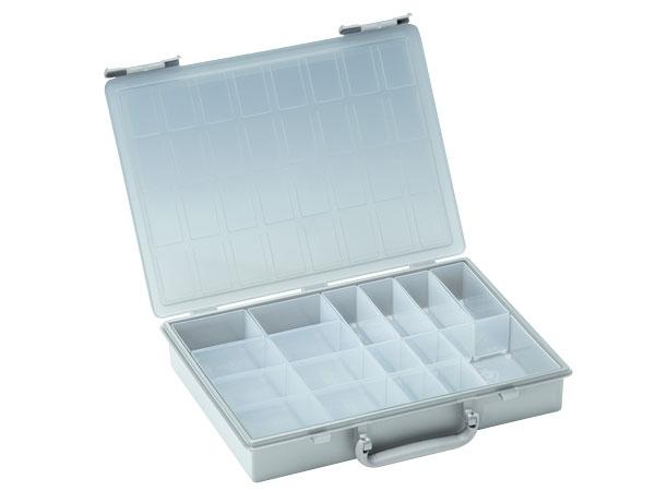 Rack-Box mit 17 Boxen für Rack-Systainer IV