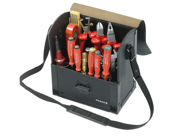 Leder-Werkzeugtasche Top-Line Mini