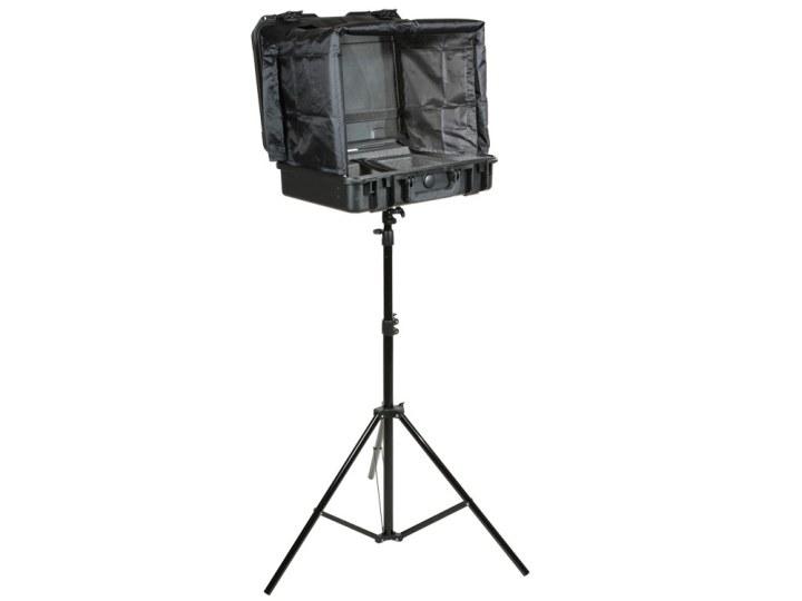 iSeries Laptop-Koffer schwarz mit Sonnenschutz