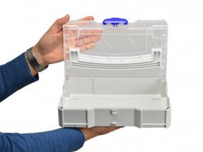 Mini-Systainer T-Loc I mit transparentem Deckel