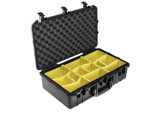 Peli Air Case 1555 divider set black