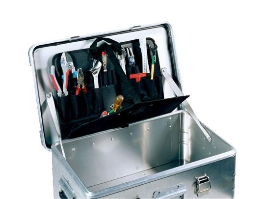 Werkzeugtasche für Aluminiumbox
