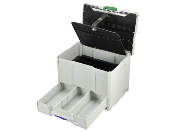Werkzeug-Systainer SYS-Combi III Deckelfach konfigurierbar