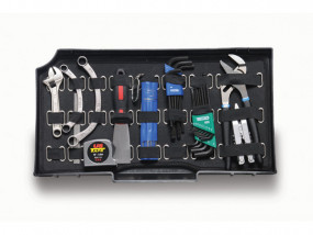 Tool tray for Peli 0450 vertical